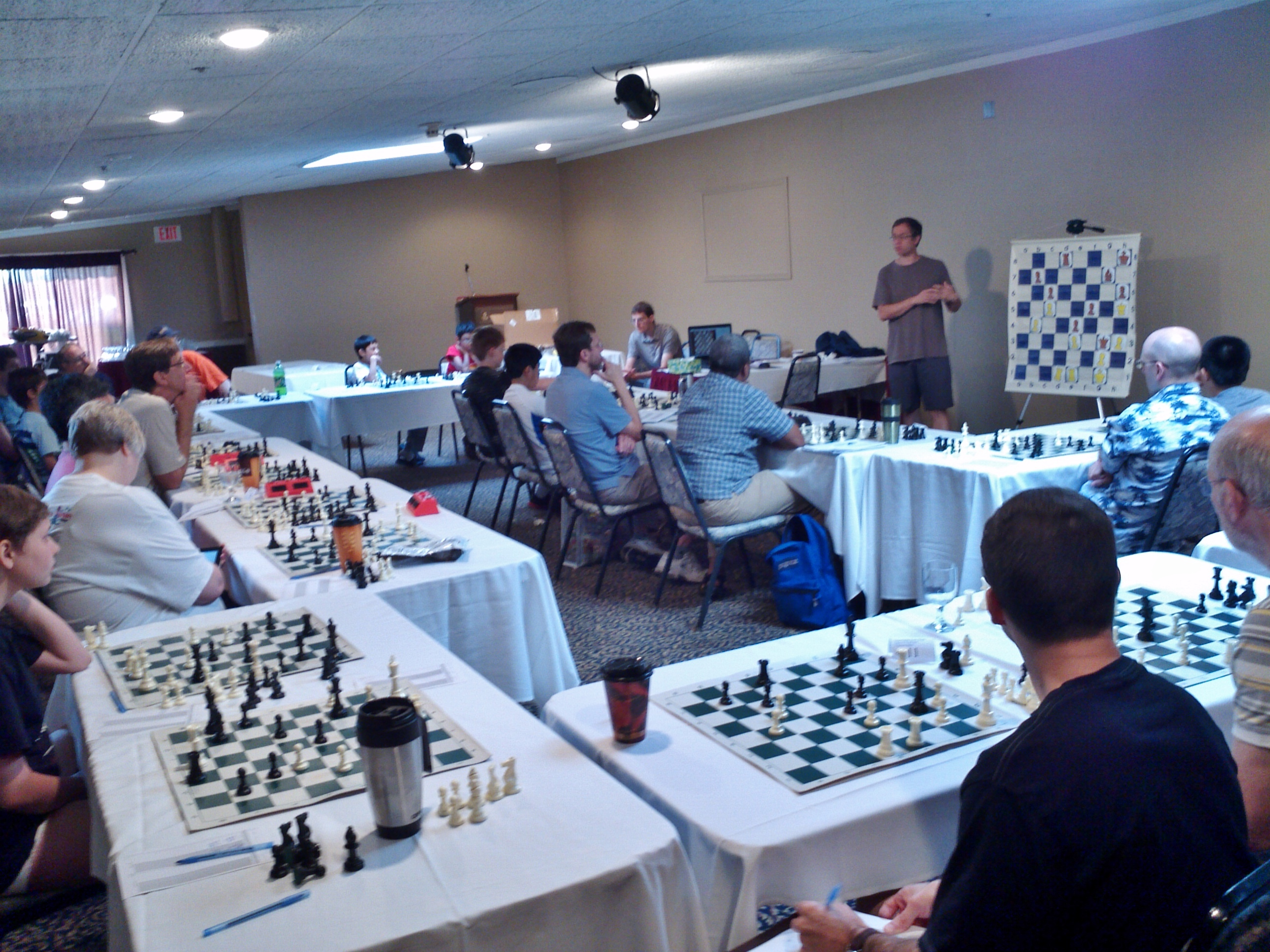 Cedar Rapids Chess Workshop