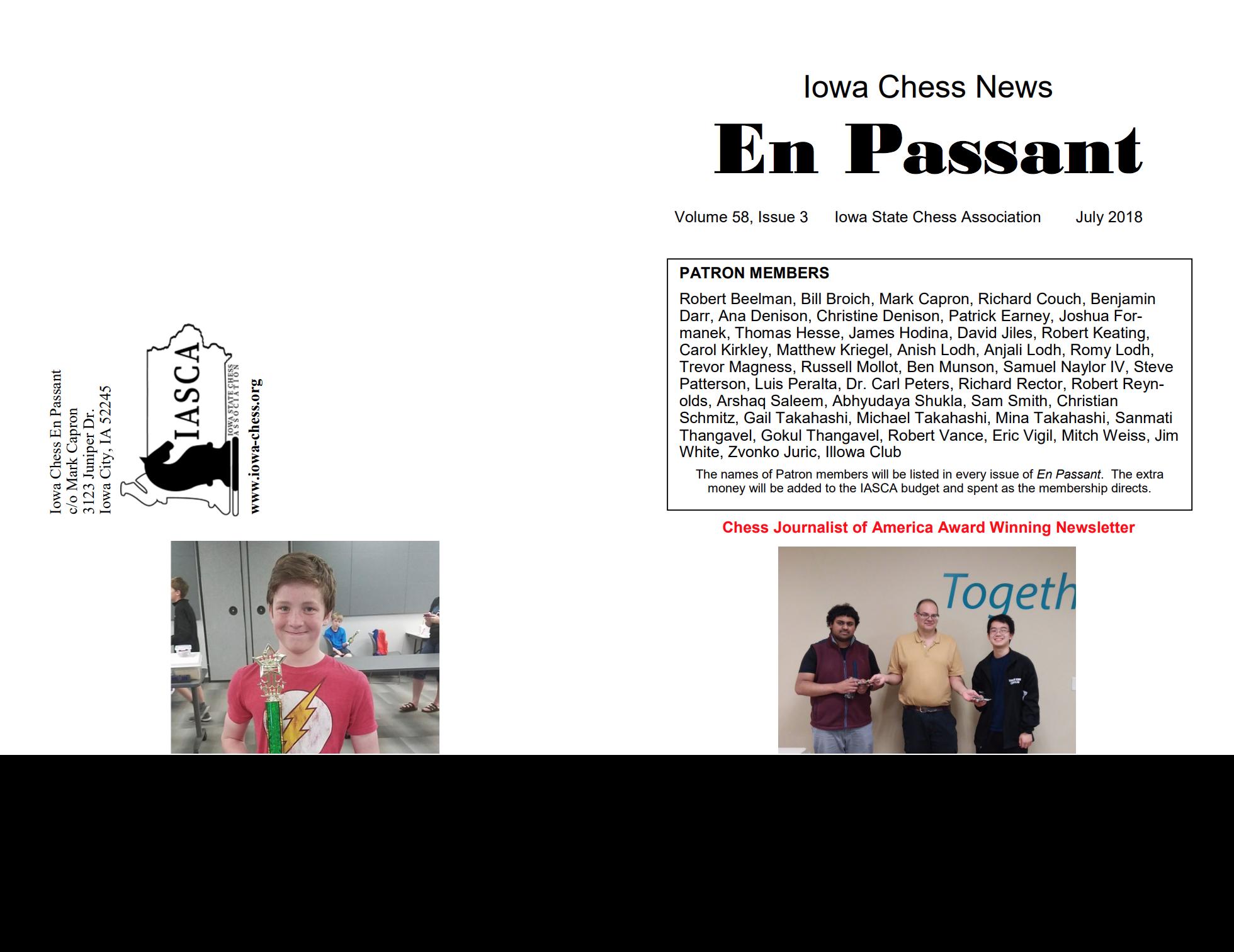En Passant July 2018