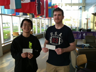 Wan, Brashaw win mucho in Cinco tourney at Western