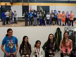 Team Champions & Girls Tournament