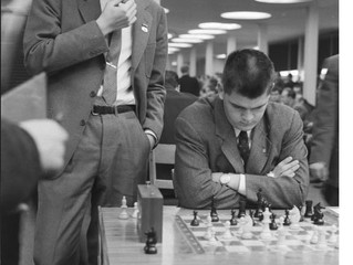 GM William Lombardy to Give Chess Lecture in Burlington, IA