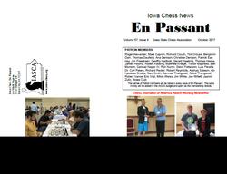 En Passant October 2017