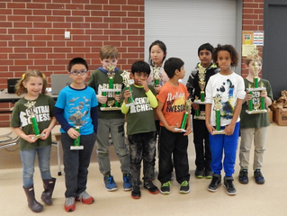 Scholastic Chess Players Compete in Final Event of the 2017-18 Season