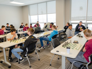 Spring Scholastic Chess Tournament 2020