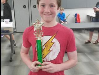 Ducharme Captures 2018 Iowa Class E Title with Perfect Score