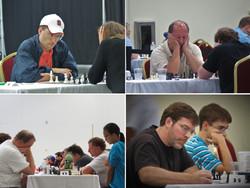 IMs Nagle and Brooks Win Iowa Open