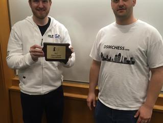 Dan Brashaw Wins a Threepeat!