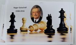 Funeral information on Roger
