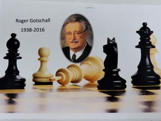 Roger Gotschall - Interment