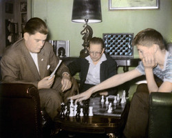 GM Lombardy to Give Chess Lecture