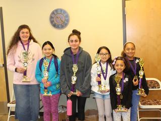 2018 Iowa Girls Chess Championship