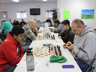 Gobbler Gambit Tournament reveals an interesting chess club history