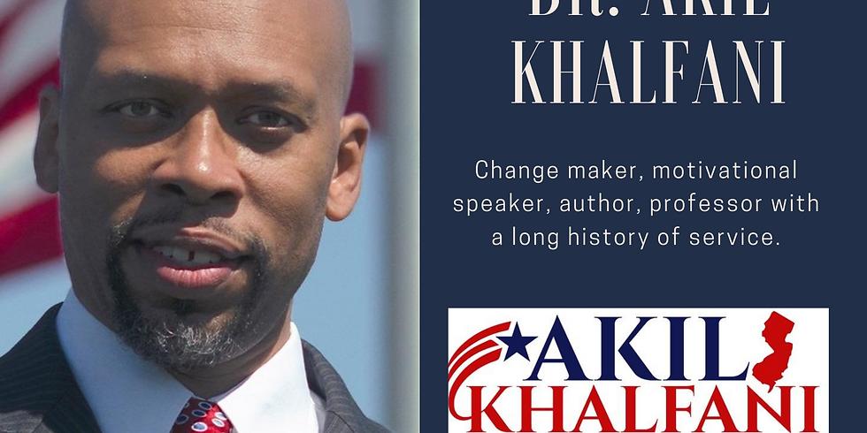 Let's Talk with Dr. Akil Khalfani
