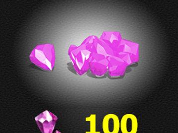100 Gems
