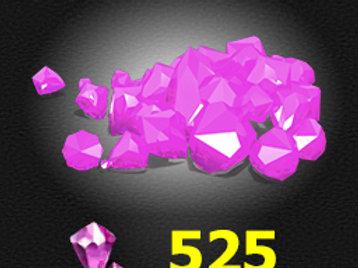 525 Gems