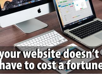 Your Website Doesn't Have to Cost a Fortune