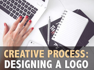 My Creative Process: Designing a Logo