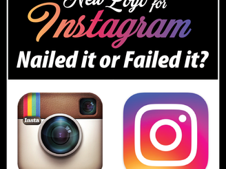 New Instagram Logo: Nailed it, or Failed it?