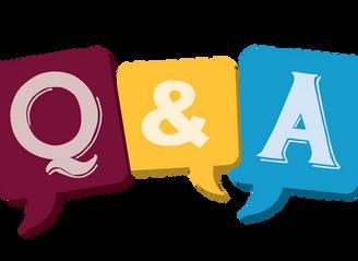 Client Q & A's
