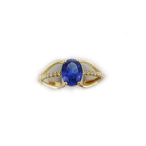 Tanzanite Ring 7