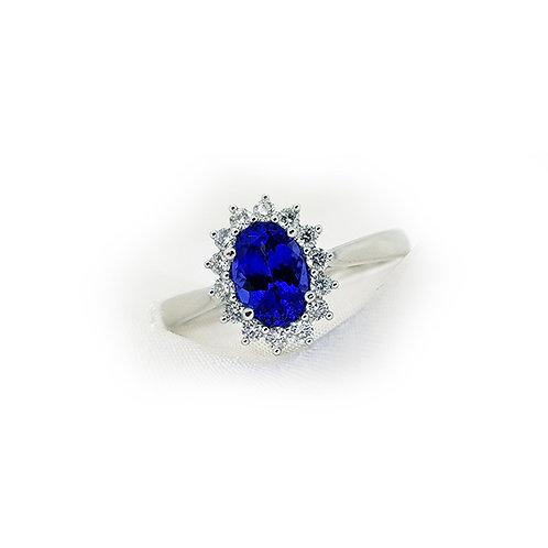 Tanzanite Ring 4