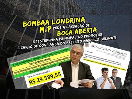 Marcelo Belinati se alia com promotor e MP pede cassação de Boca Aberta
