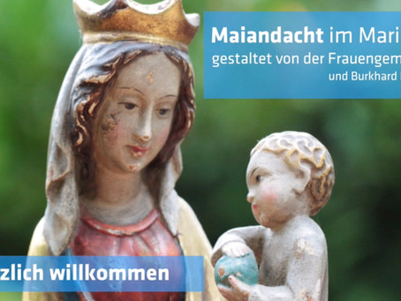 Mai-Andacht online