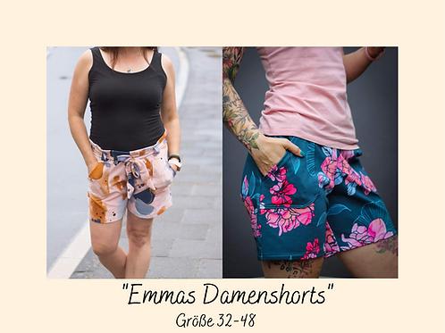 """Schnittmuster """"Emmas Damenshorts"""""""