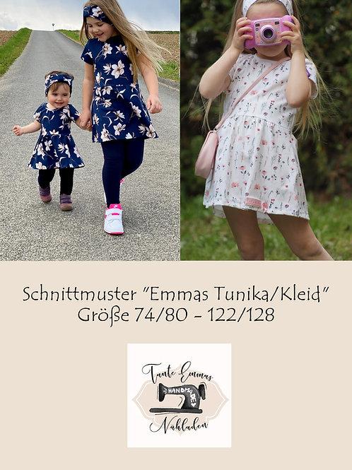 """Schnittmuster """"Emmas Tunika/Kleid"""""""