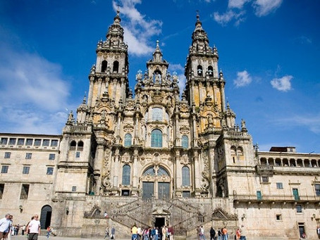 The Camino: Picture the Cathedral