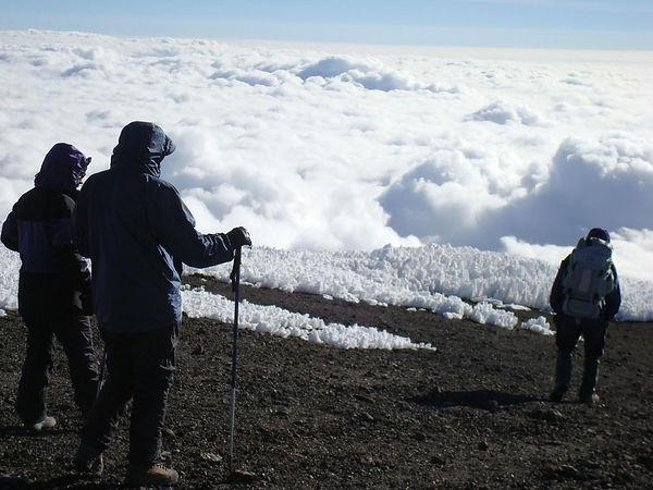 Trekking above the clouds.JPG