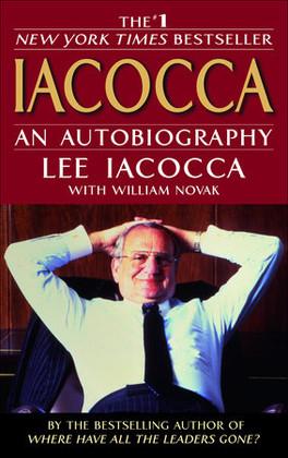 Iacocca: An Autobiography - Lee Iacocca