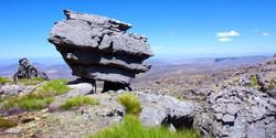 Cederberg rock formation