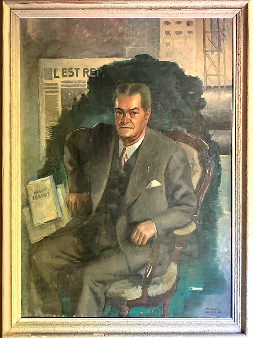 Paul COLIN 1892 - 1984