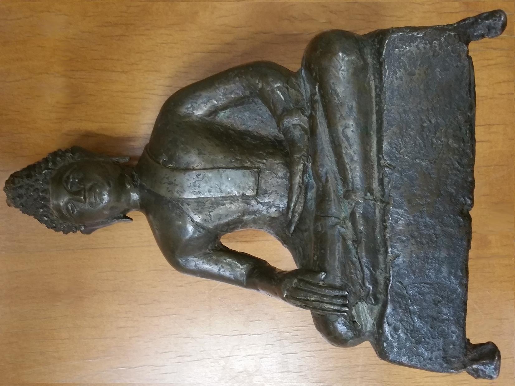 Bouddha en bronze