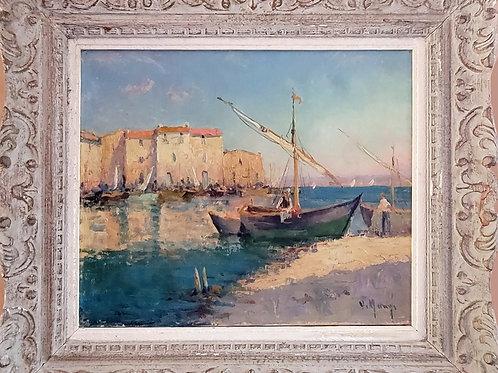 Vincent MANAGO 1880-1936