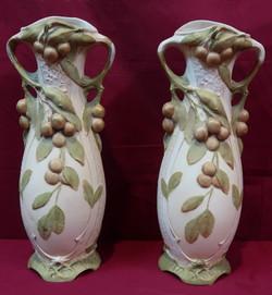 Paire de vases ROYAL DUX
