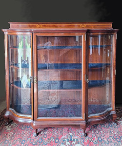 Vitrine Anglaise Chippendale