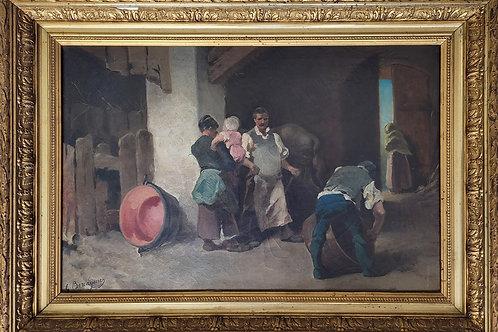 Gabriel BERINGUIER 1842-1913