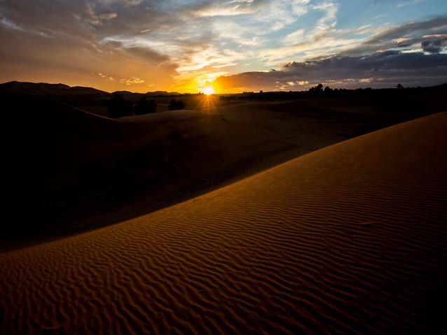 Marruecos, desierto del Sahara 2018