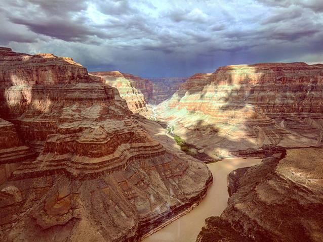 Arizona, Gran cañón del Colorado 2017