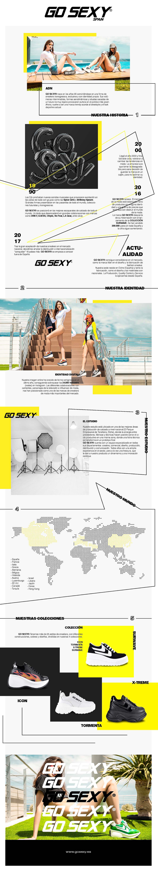 Gerard Moreno | Diseño gráfico y fotografía | Company Profile para gosexy