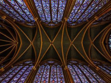 Francia, Paris Saint Chapelle 2020