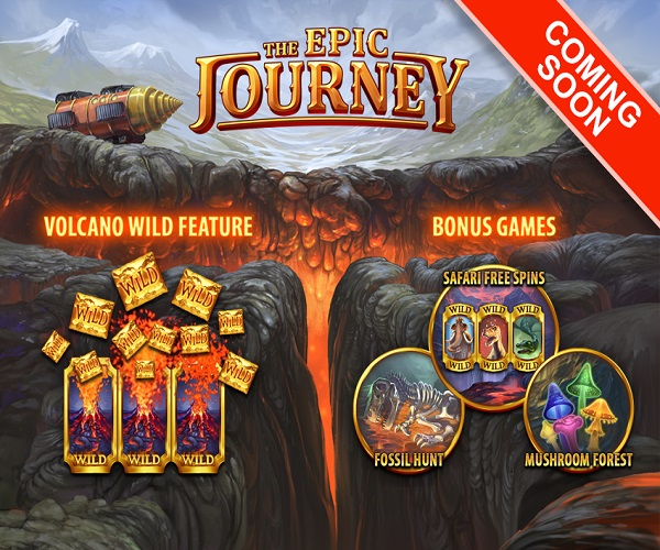 The epic journey slot review