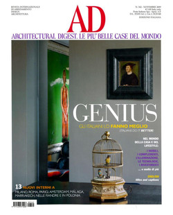 Architectural Digest n.352 Nov 2009