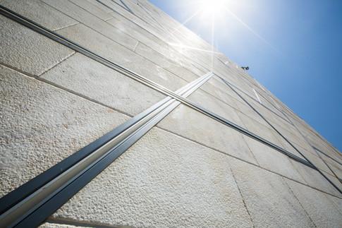 חזית מבנה, רמת-אביב