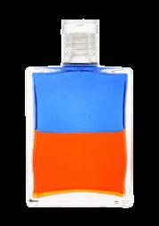 72 | Blau über Orange