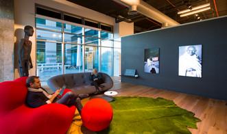 בניית וניהול הקמה של חלל משרדים