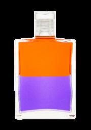 79   Orange über Violett