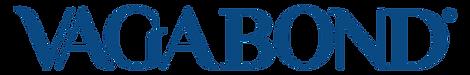 Logo Vagabond Palabra Azul Ligero